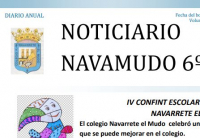 NOTICIARIO NAVAMUDO 6º, 2017/2018
