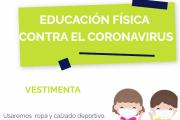 EDUCACIÓN FÍSICA VS CORONAVIRUS