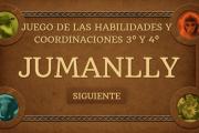 3º Y 4º PRIMARIA,  JUEGO DE HABILIDADES Y COORDINACIONES JUMANLLY I